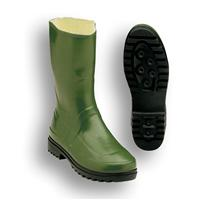 LOW BOOT GREEN COLOUR