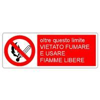 ALLUMINIO DIVIETO 500X700