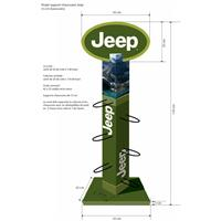 ESPOSITORE CALZATURE JEEP