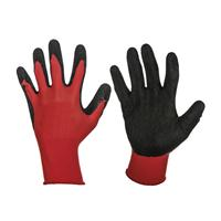 BLACK LATEX GLOVE