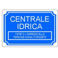 """CENTRALE IDRICA"" 300X200"