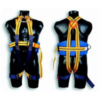 FALL BODY HARNESS W/WAISTBELT