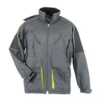 WATERPROOF PONGEE/PVC JACKET