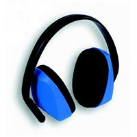 Ear muff - blue colour