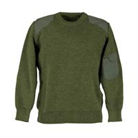 GREEN 100% ACRILIC SWEATER