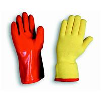 PIG LEATHER GLOVES W/LINING