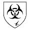 microbiological risk icon